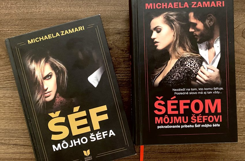 Michaela Zamari – Šéf môjho šéfa a Šéfom môjmu šéfovi