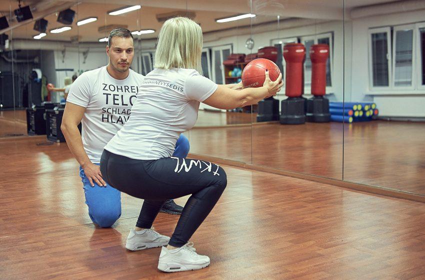 Cvičiť môžete aj počas choroby